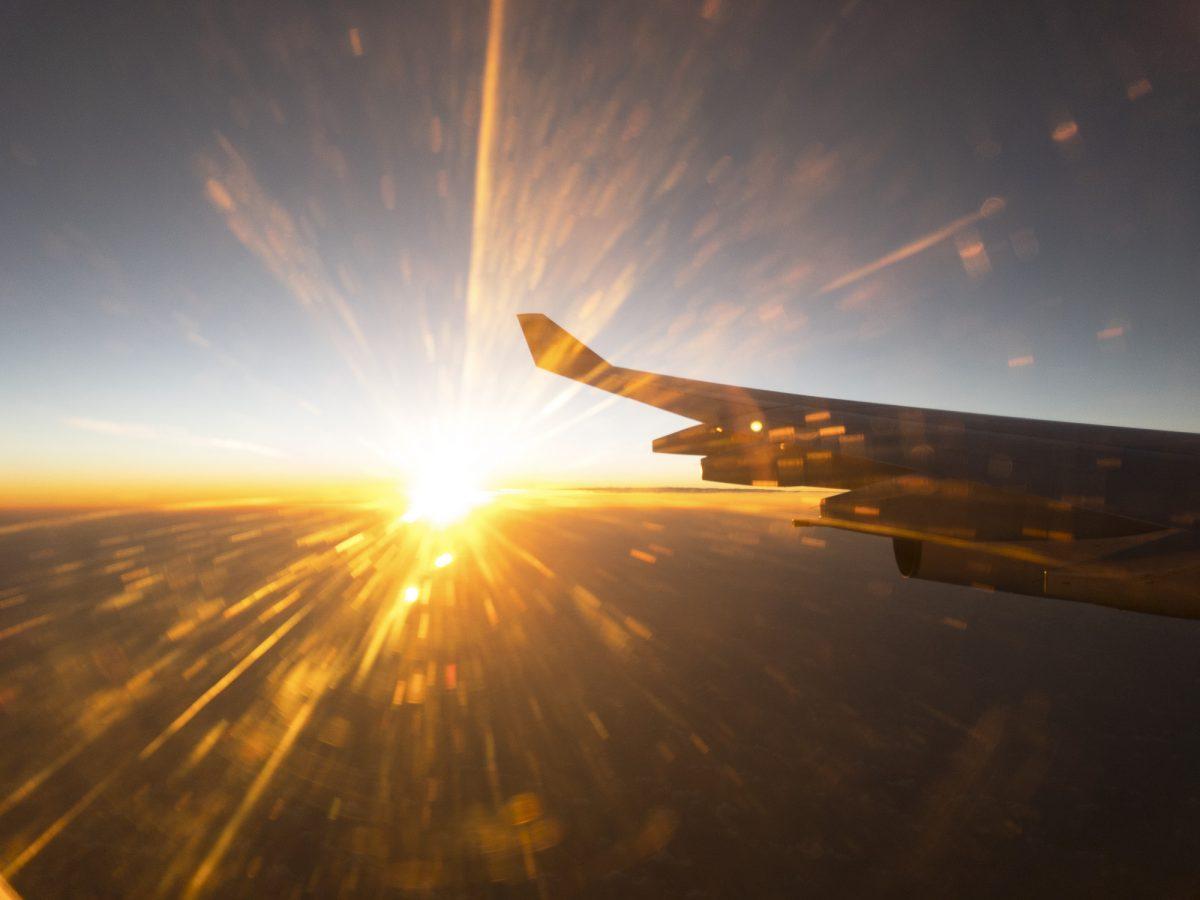Flug nach São Paulo