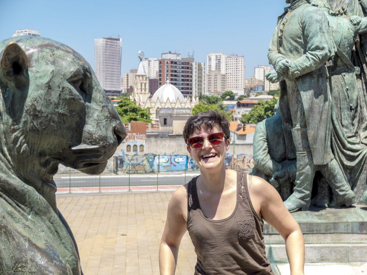 Marina – Monumento à Independência