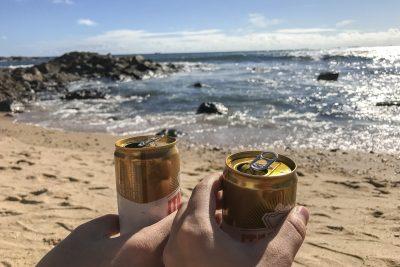 Ein Itaipava am Strand