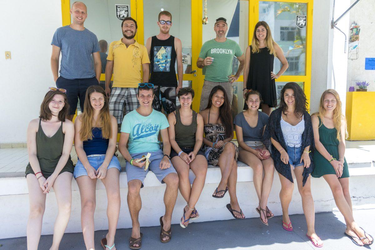 Dialogo Gruppenfoto