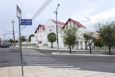 Fortaleza gleich bei unserem Hostel