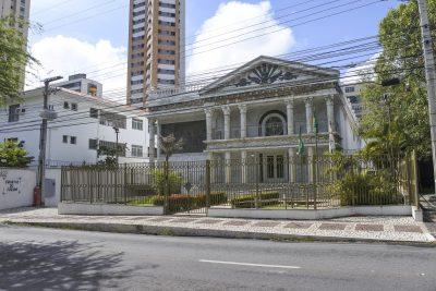 Schönes Gebäude in Fortaleza