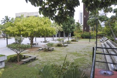 «Praço de Ferreira» in Fortaleza