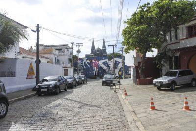 Gleich neben unserem Hostel in Fortaleza