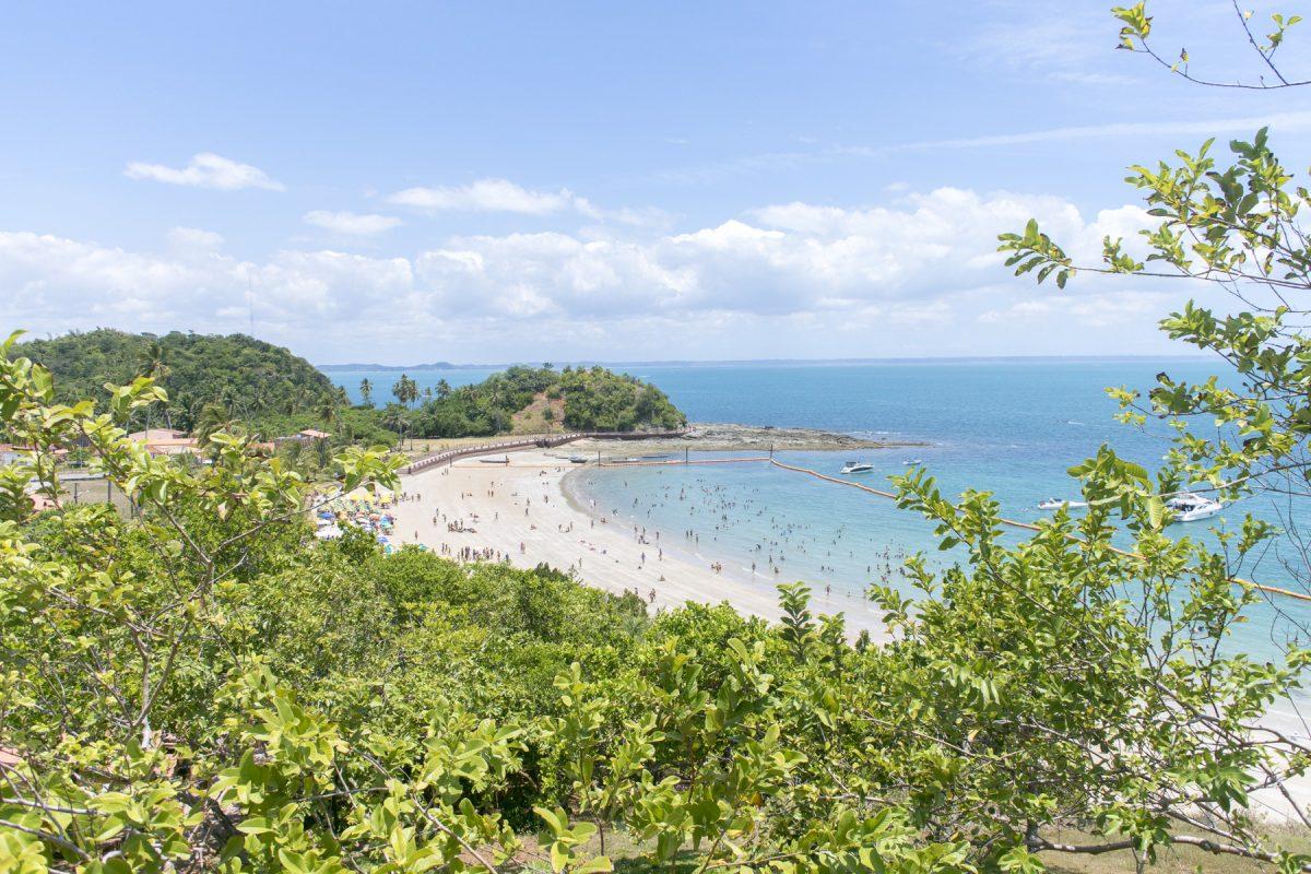 Ilha dos Frades «Ponta de Nossa Senhora»