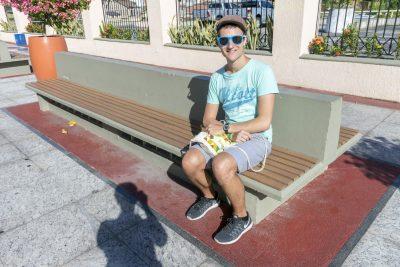 Michael @ Pelourinho, Salvador da Bahia