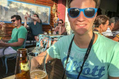 Auf ein Bier im Cafelier