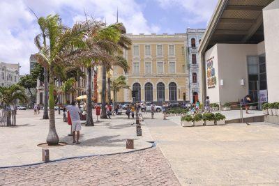 Recife Altstadt