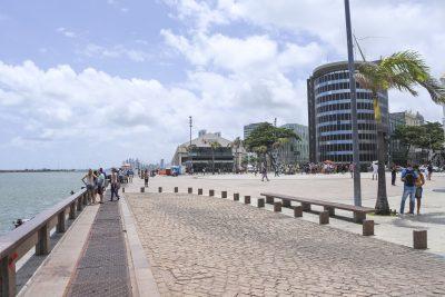 Recife Altstadta