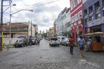 Strassen von Recife