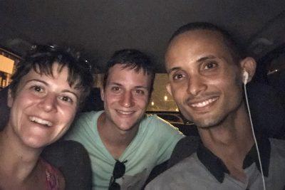 Uber-Fahrer in Recife