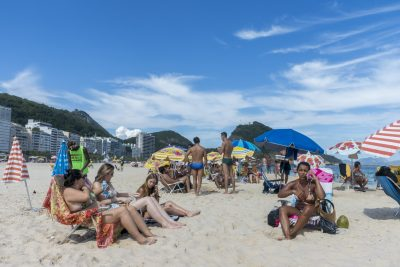 Strand von Leme
