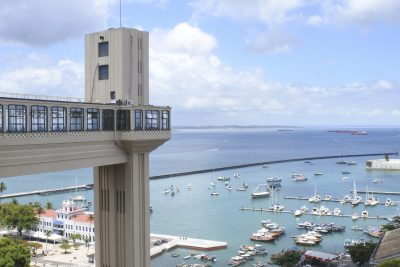Aufzug Salvador Pelourinho