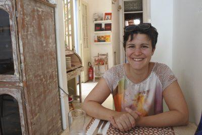 Marina im PORÓ, Pelourinho