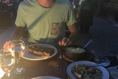 Fein essen bei Don Julio