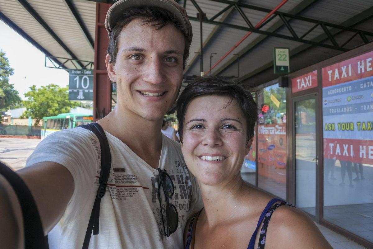 Busstation Puerto do Iguazú