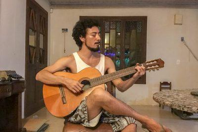 Marcio macht Musik