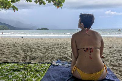 Marina am Praia de Castelhanos