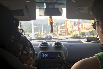 Rückfahrt nach São Paulo