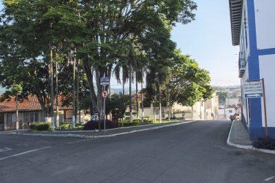 Morgenstimmung in São Gonçalo do Sapucaí