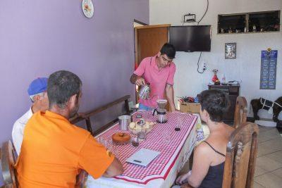 Cafezinho bei Augusto