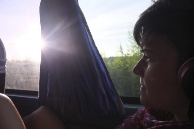 Busfahrt zurück nach São Paulo