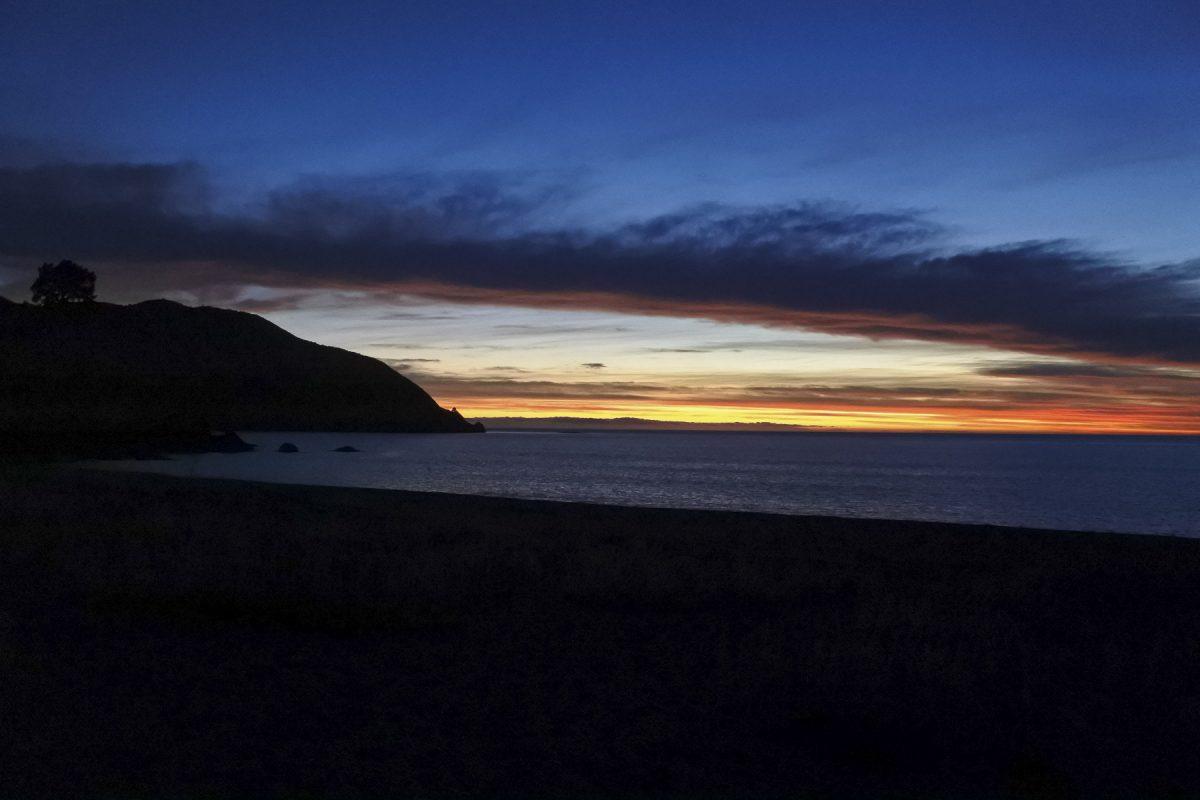 Sonnenaufgang Raringa