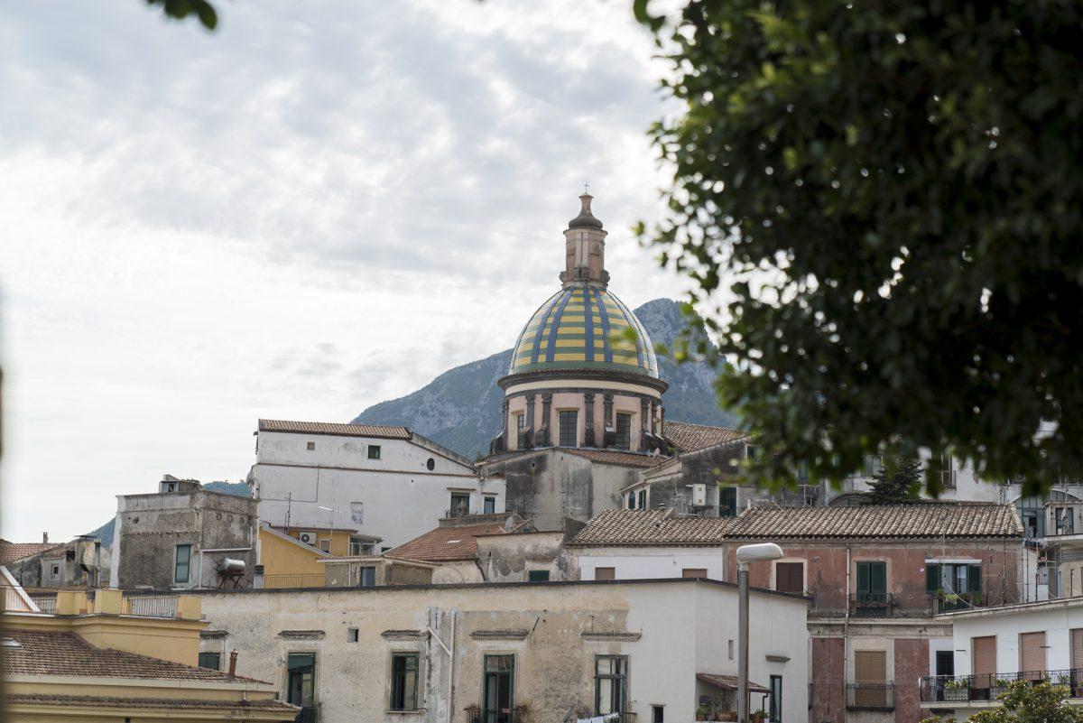 Kirche in Vietri, Italien