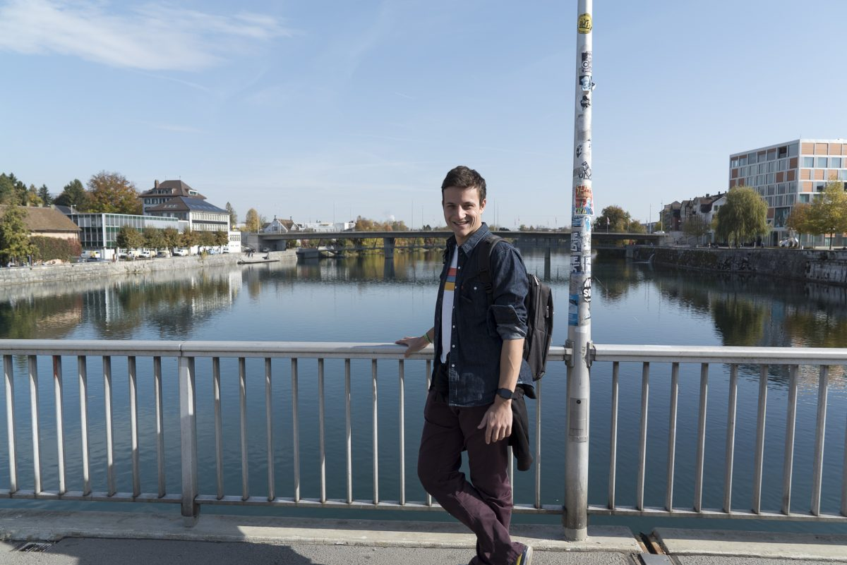 Michael in Solothurn