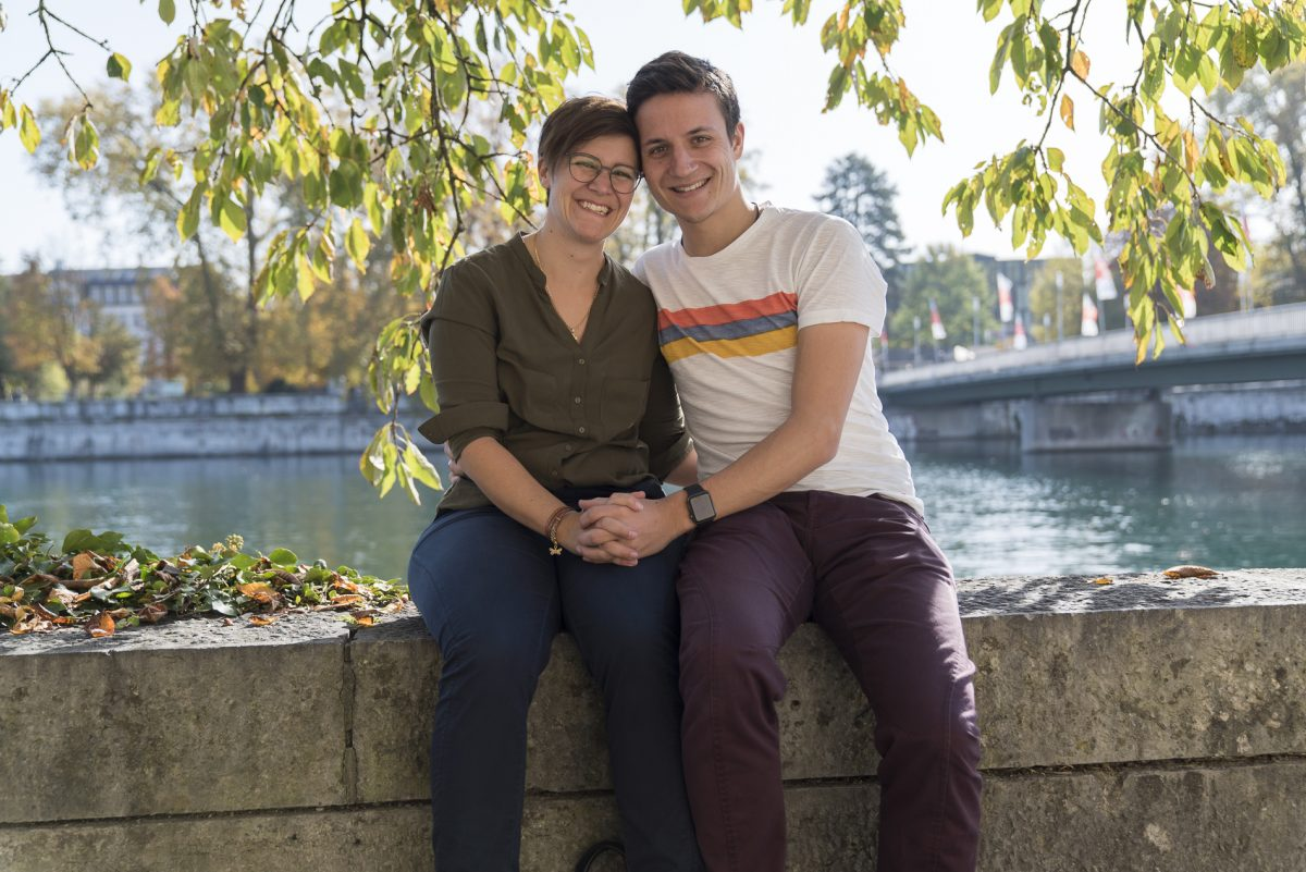 Marina & Michael in Solothurn