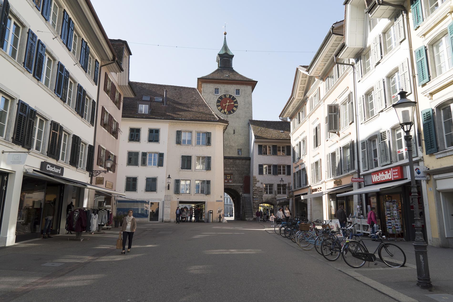 Solothurner Altstadt
