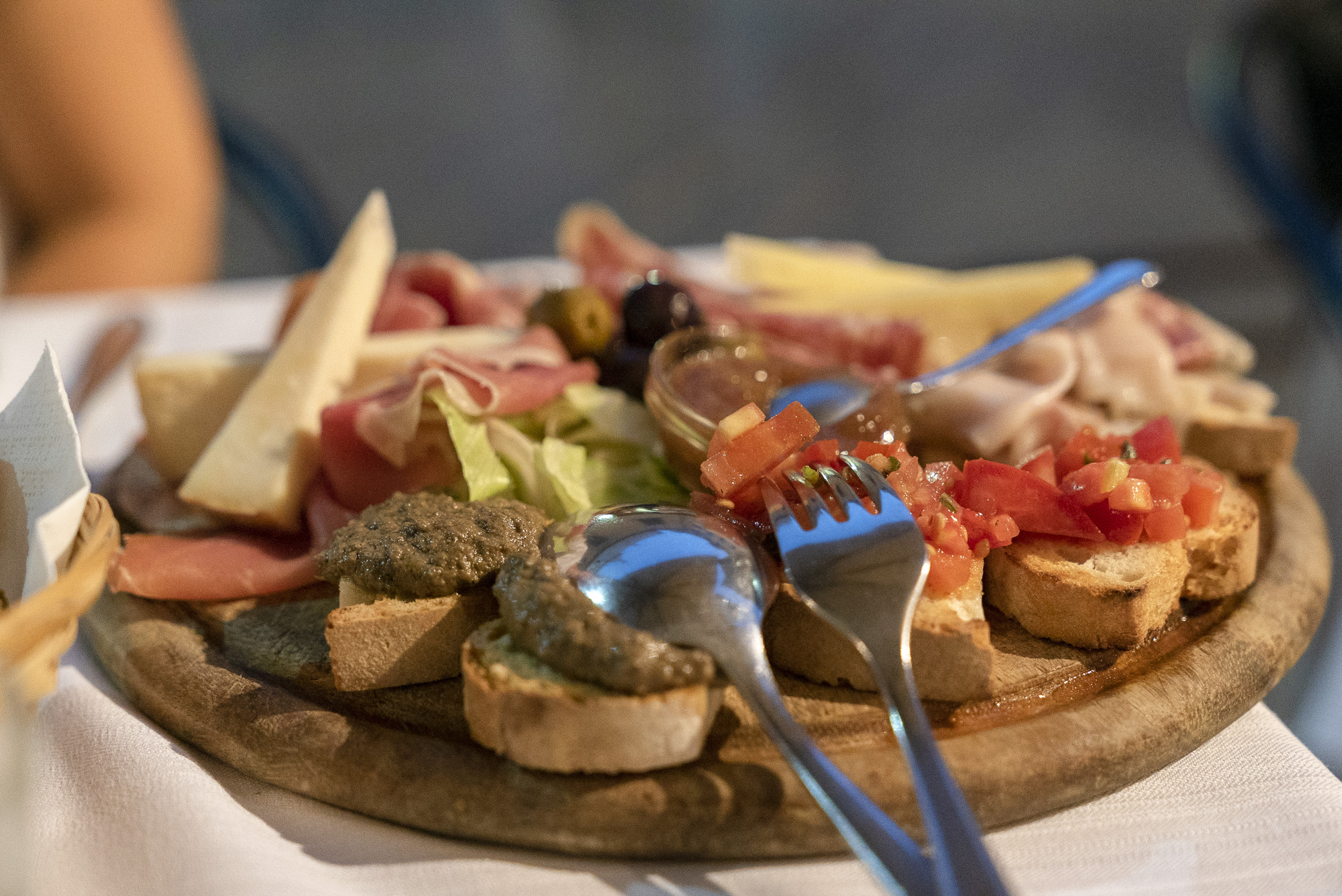 Antipasti in Florenz <3