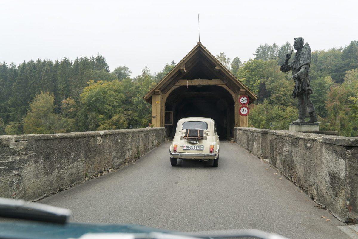 Herbstausfahrt Fiat 500 Club