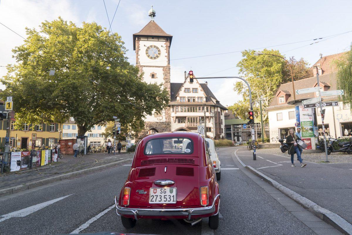 Freiburg: Check!