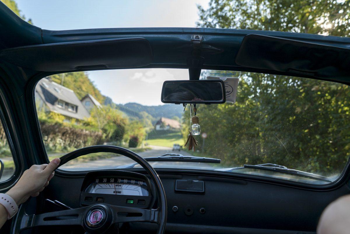Herbstausfahrt Fiat 500 Club 2018